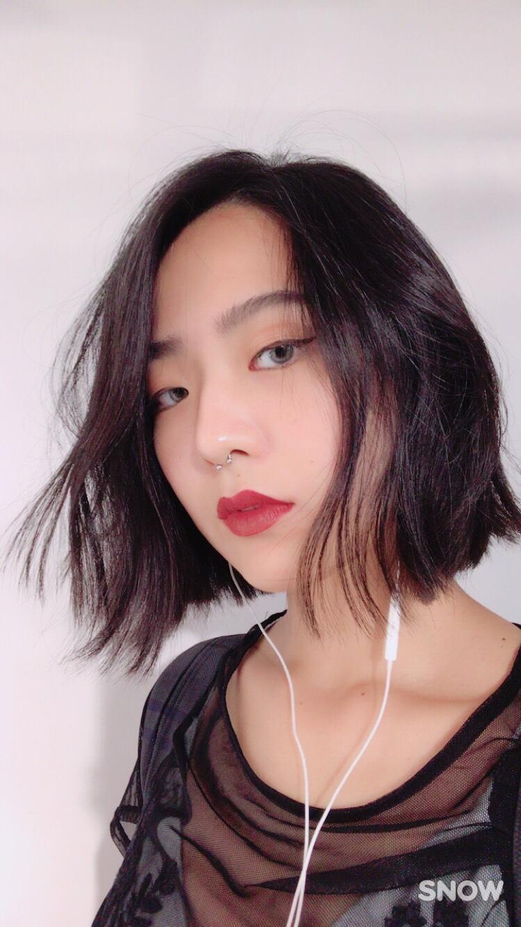 髮型創作/MEGhairstyle。圖/HairMap美髮地圖提供