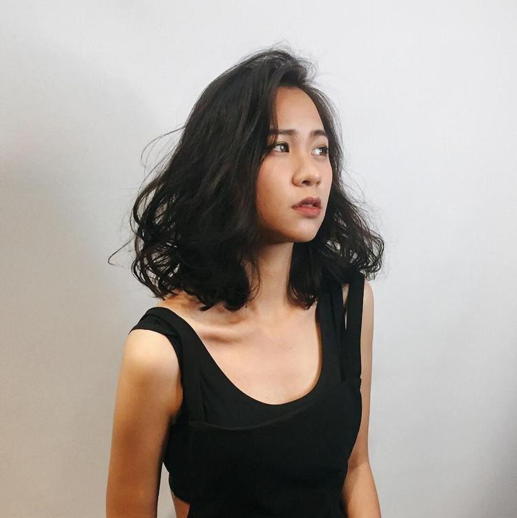 髮型創作 / Queena。圖/HairMap美髮地圖提供