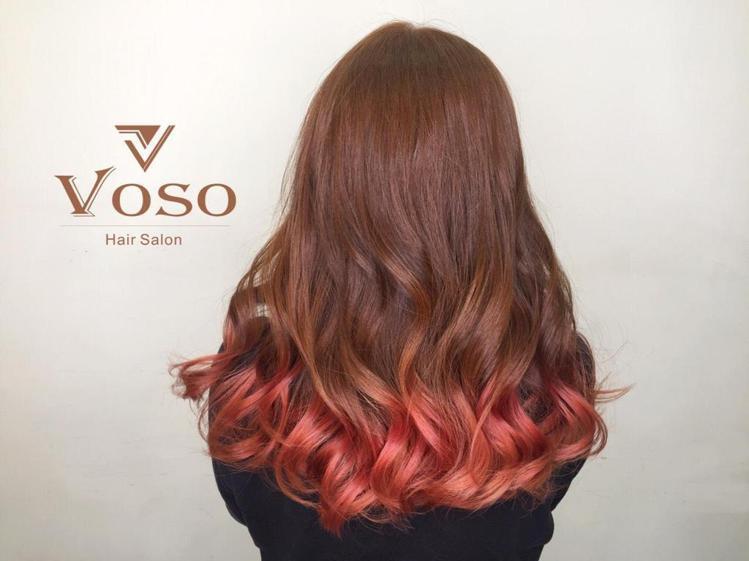 髮型創作 / Mina咪娜。圖/HairMap美髮地圖提供