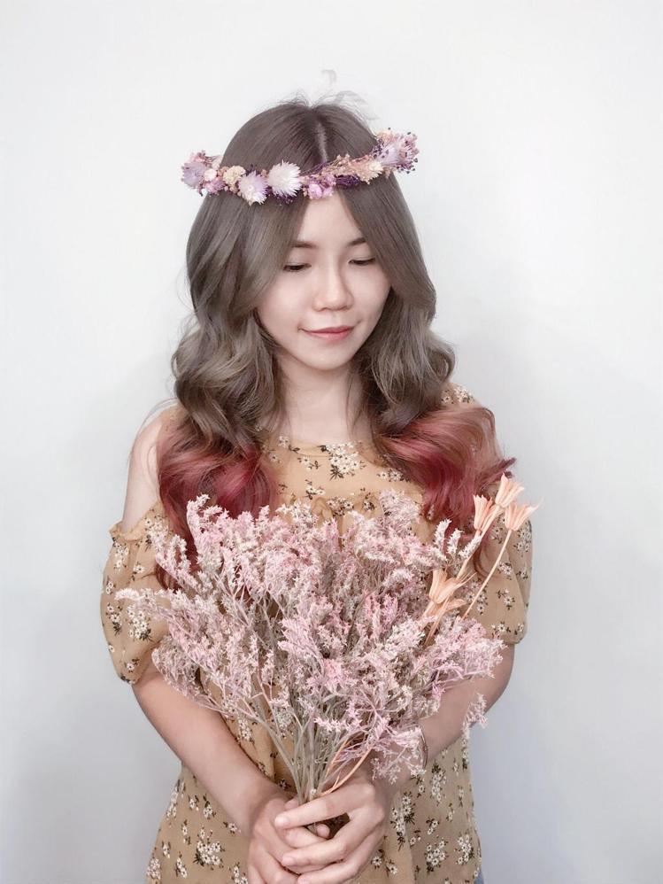 髮型創作 / zero 零。圖/HairMap美髮地圖提供