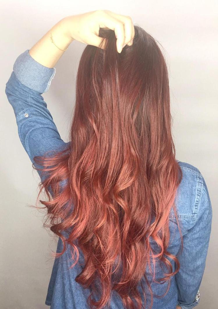 髮型創作 / sam。圖/HairMap美髮地圖提供