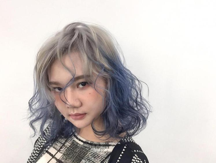 髮型創作/魔女安柏。圖/HairMap美髮地圖提供