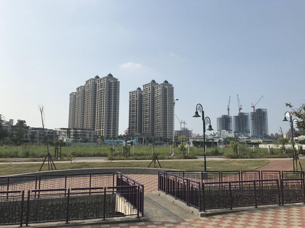土城暫緩重劃區 記者游智文/攝影