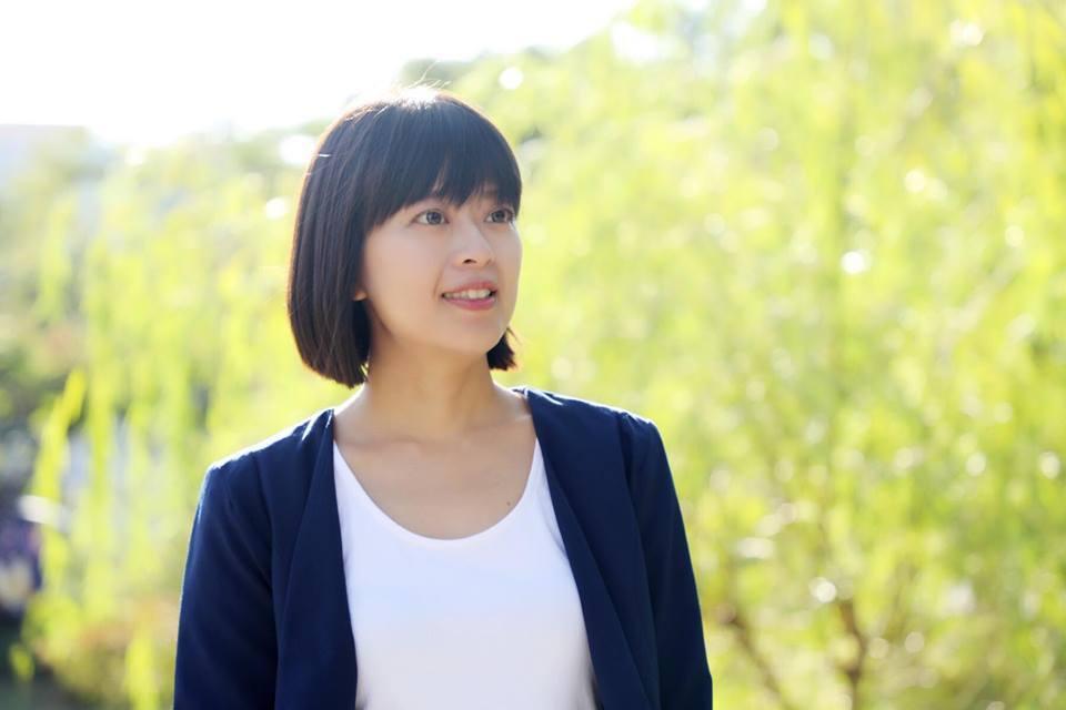 江怡臻是前立委江惠貞的姪女,傳有意角逐板橋區市議員選舉。圖/取自臉書