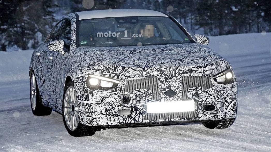 New Mercedes CLA。 摘自motor1