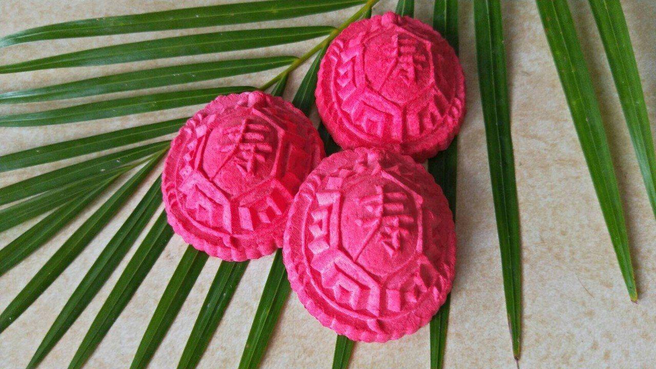 傳統手做紙漿龜是初一到初五期間到傳藝的必來體驗。