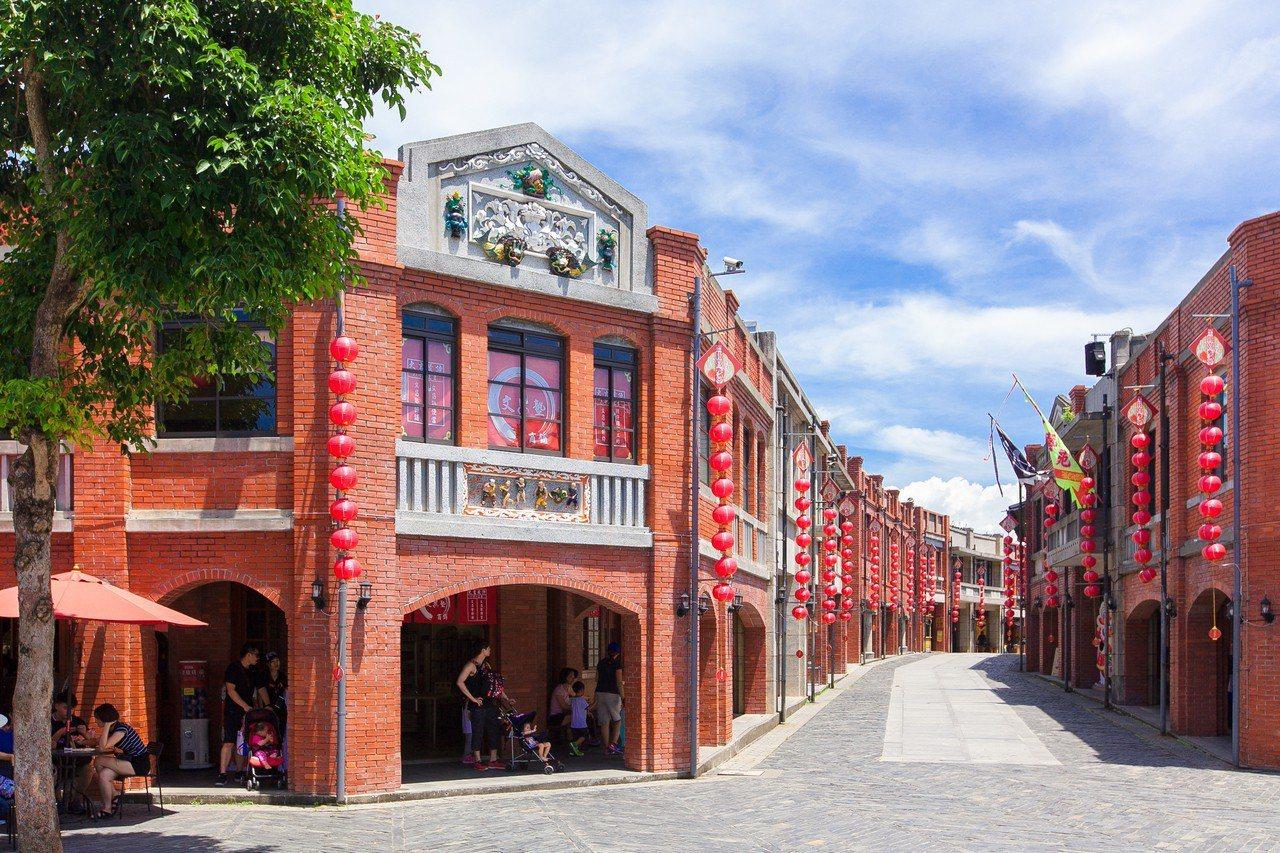 國立傳統藝術中心宜蘭傳藝園區堪稱是全臺灣最有年味的地方。