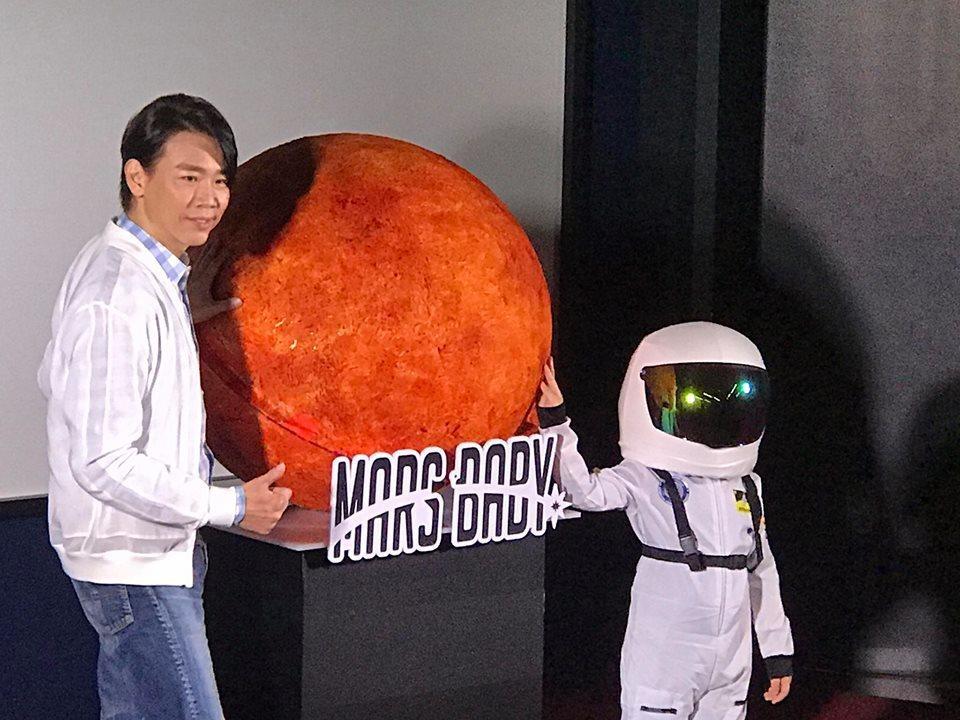陶喆日舉辦「Mars Baby」MV首映會,首談喪子之痛。記者梅衍儂/攝影