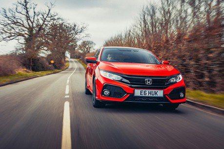 全新柴油Honda Civic Diesel售價20,120英鎊起