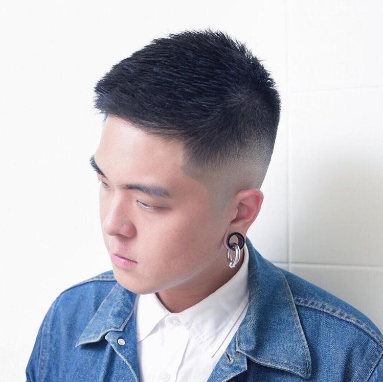 髮型創作/麻司 Mars。圖/HairMap美髮地圖提供