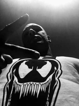 湯姆哈迪將主演漫威電影「猛毒」。圖/摘自IG