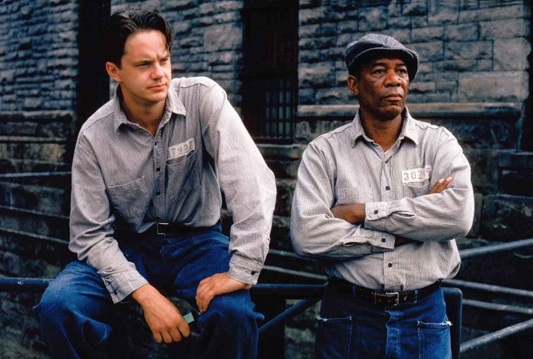 「刺激一九九五」是許多觀眾心目中的經典佳片。圖/摘自imdb