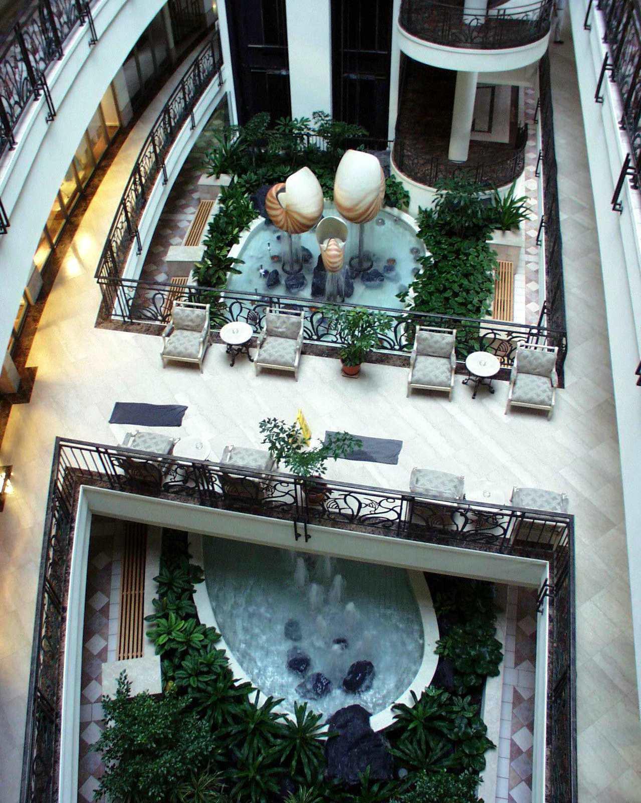 帛琉大飯店。圖/聯合報系資料照片