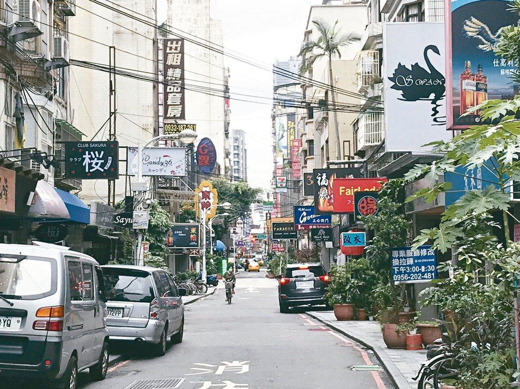 中山區店面交易有4成的總價落在2000萬至4000萬,多在晴光市場、錦州街以及林...