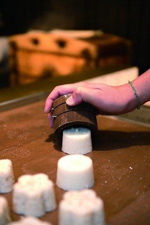 合興壹玖肆柒在新產品中保留老味道,傳承糕糰好滋味。(攝影/黃建彬)