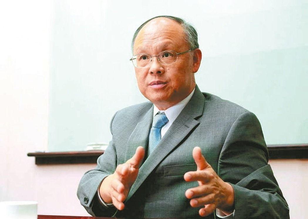 行政院政務委員鄧振中。圖/聯合報系資料照片