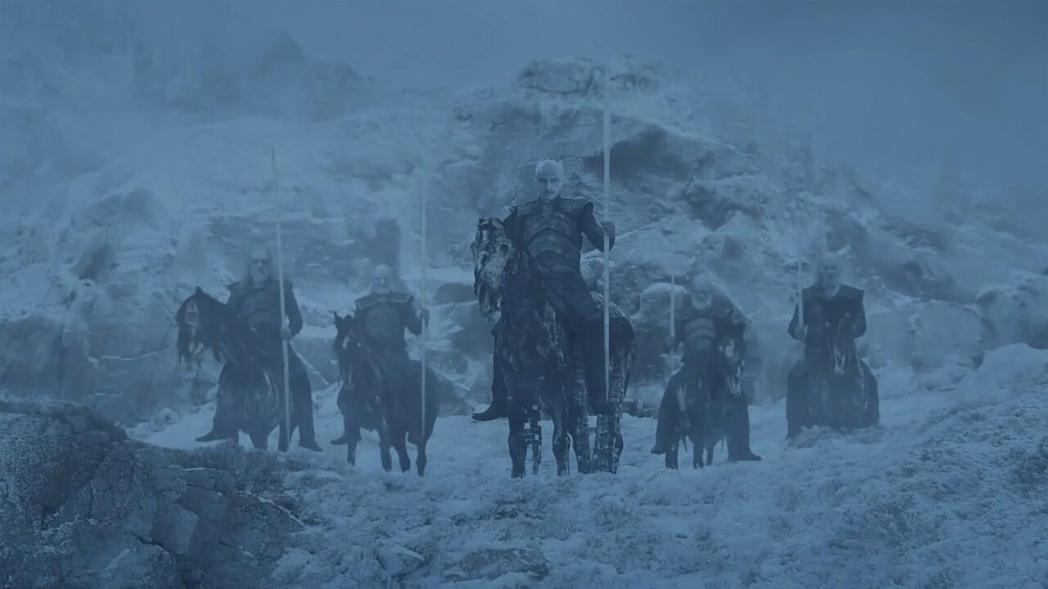 「冰與火之歌:權力遊戲」明年才會播出最後一季。圖/摘自HBO