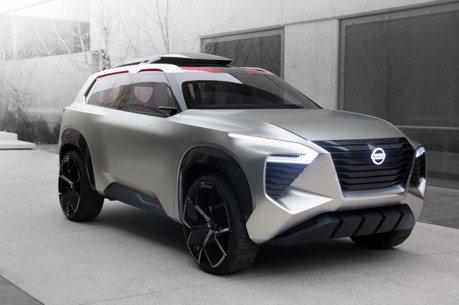 Nissan Xmotion概念SUV 主打日製細膩工法
