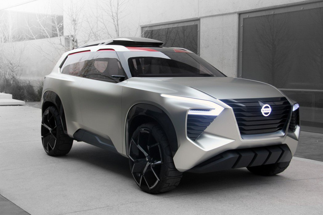 Nissan於北美車展上推出Xmotion概念休旅車,座艙主打日製細膩功法。 圖...