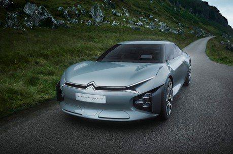 Citroen將推出全新大型四門轎車 2020年發表