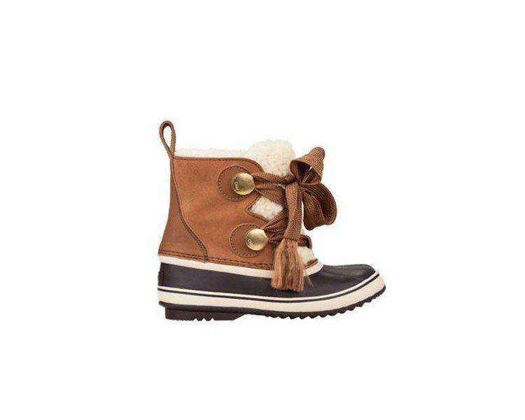 Chloé早春靴款,售價18,800元。圖/Chloé提供