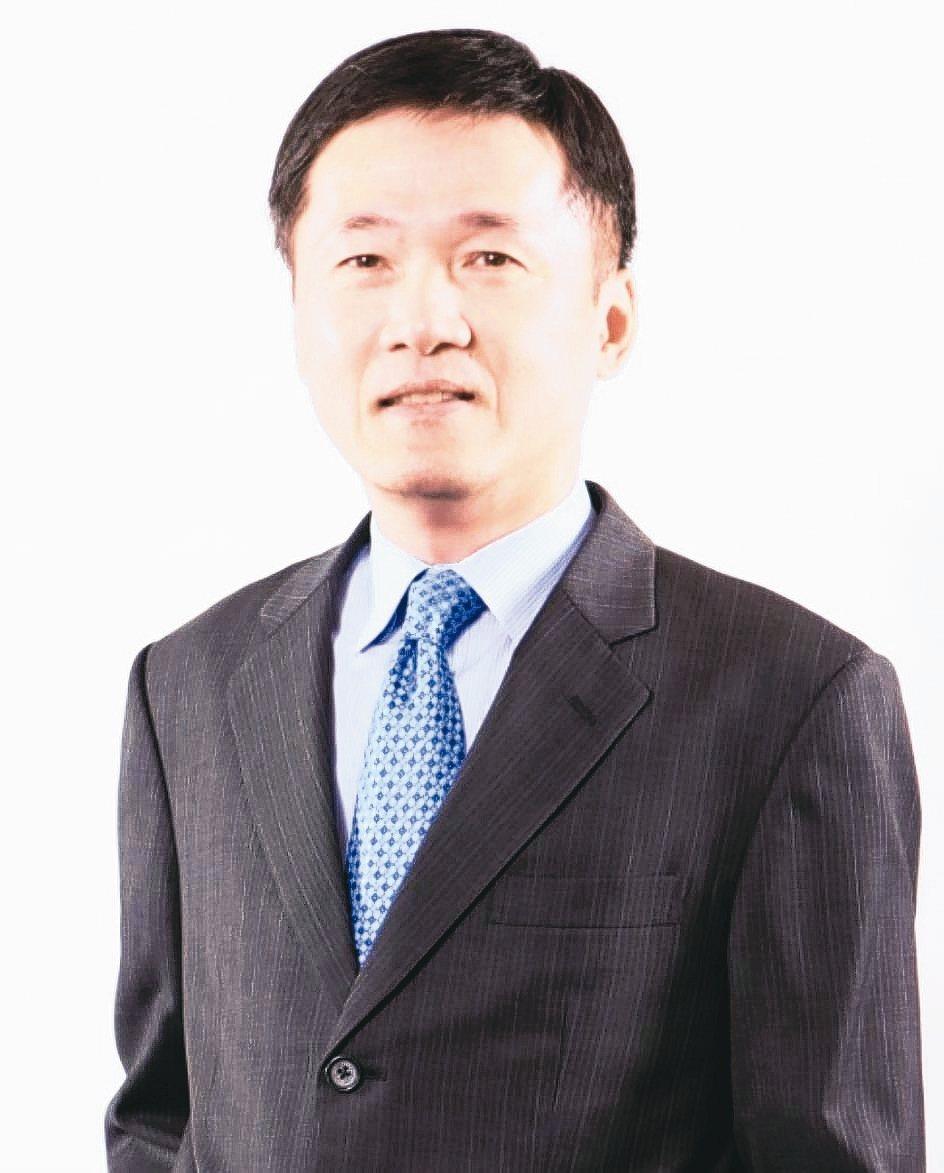 羅門哈斯竹南廠總廠長陳民光。 羅門哈斯/提供