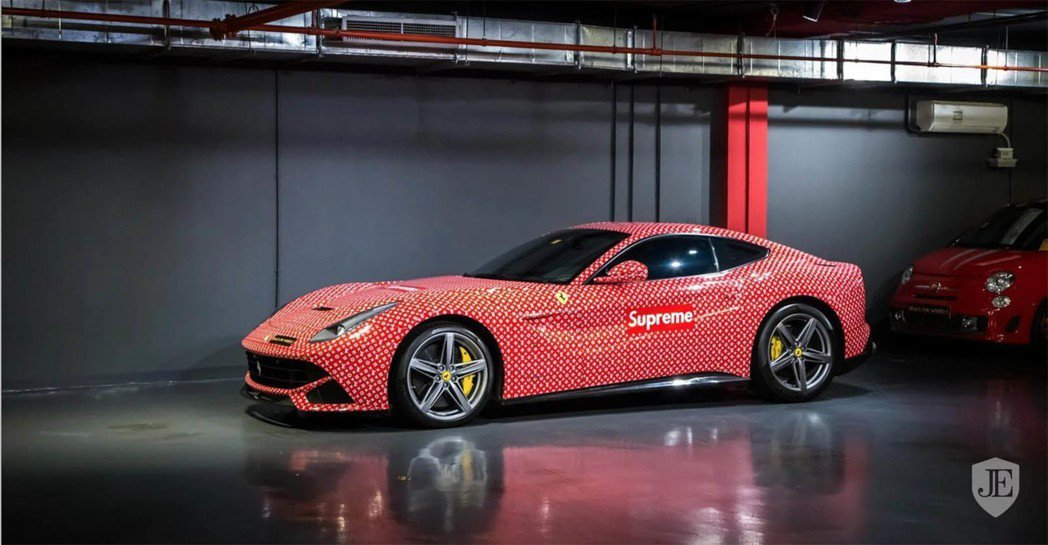 F12 Berlinetta Supreme-LV。 摘自carscoops