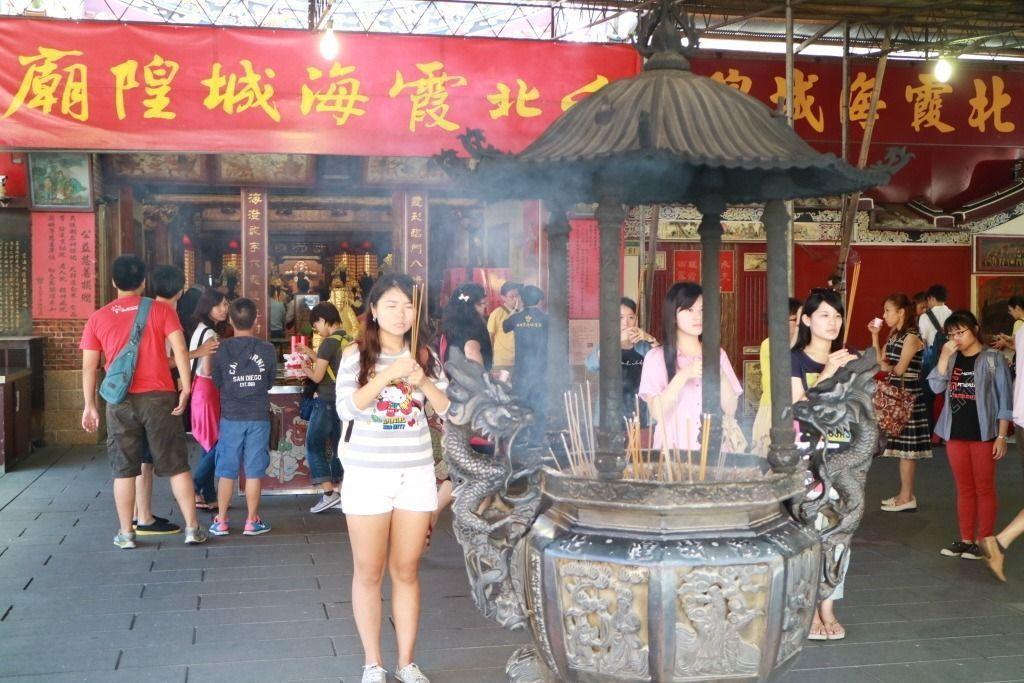 霞海城隍廟。圖/聯合報系資料照