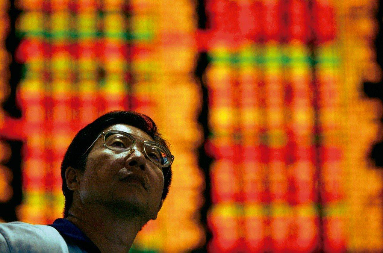 2008的金融危機造成全球經濟嚴重衰退。圖/報系資料照