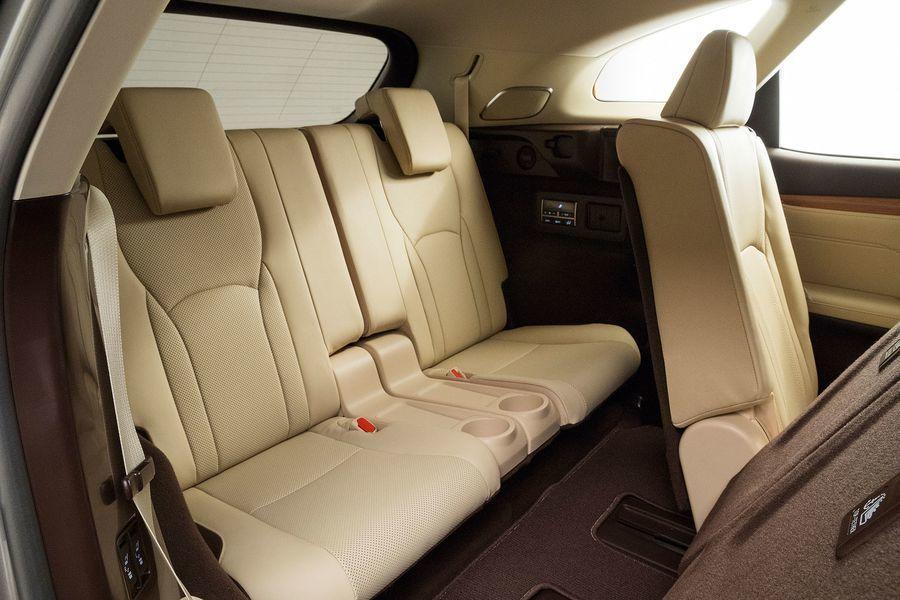 RX L的5+2人座設定,提供了車主更多座椅運用空間。 圖/LEXUS提供