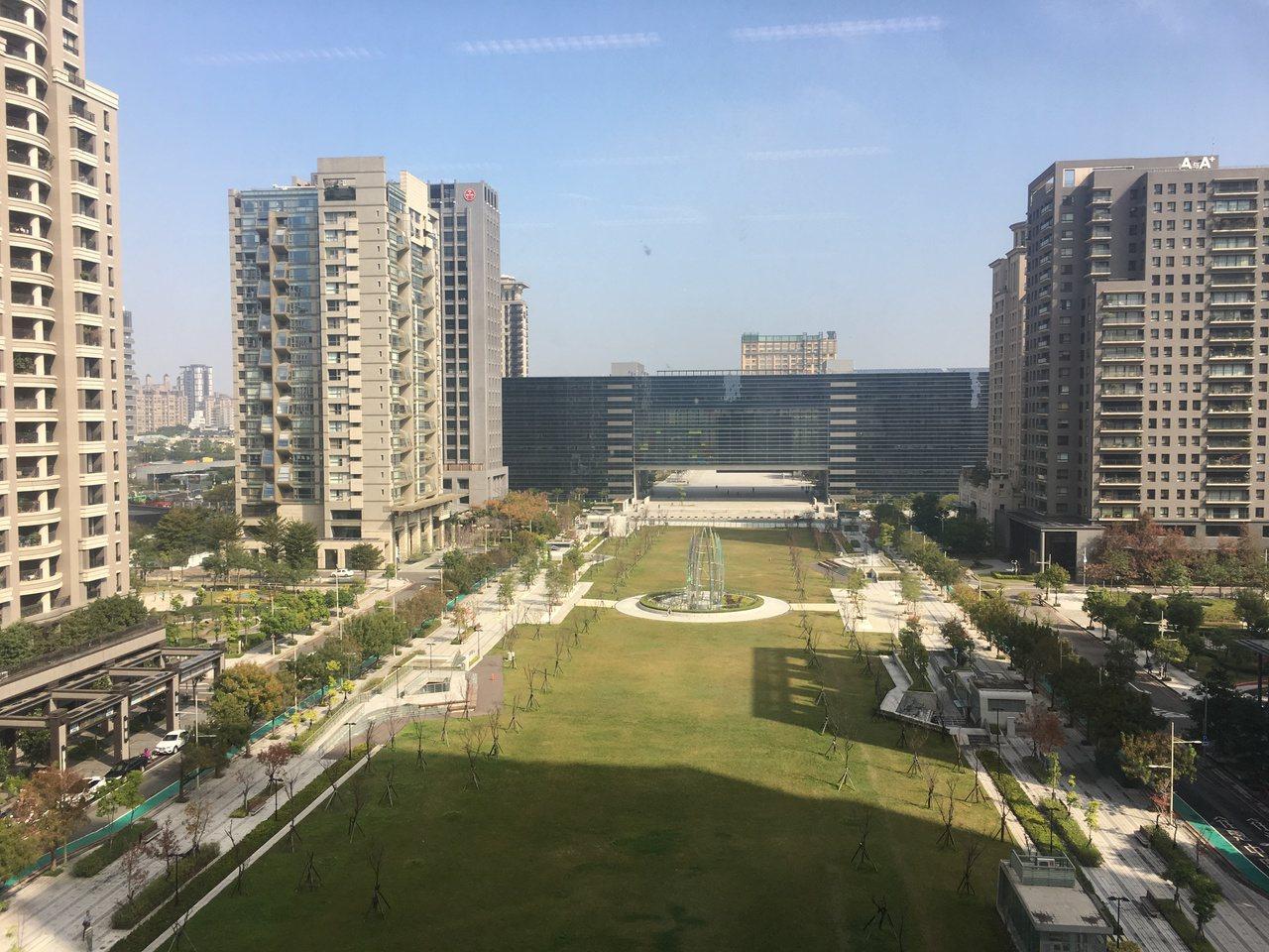 台中市3年來人口成長逾4萬人。記者陳秋雲/攝影