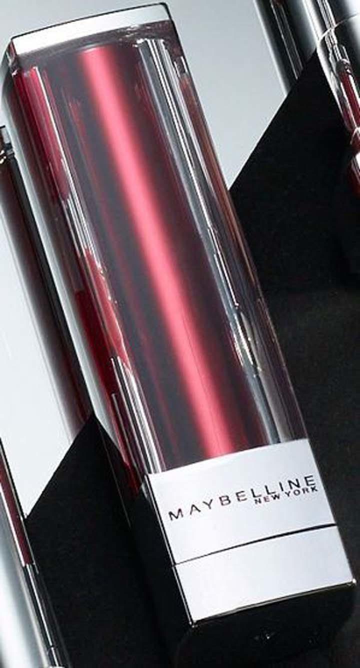 媚比琳琉璃誘光精油唇膏採用光透時尚磁吸造型設計,以鏡紅、漾粉、光裸、珊瑚等4種不...