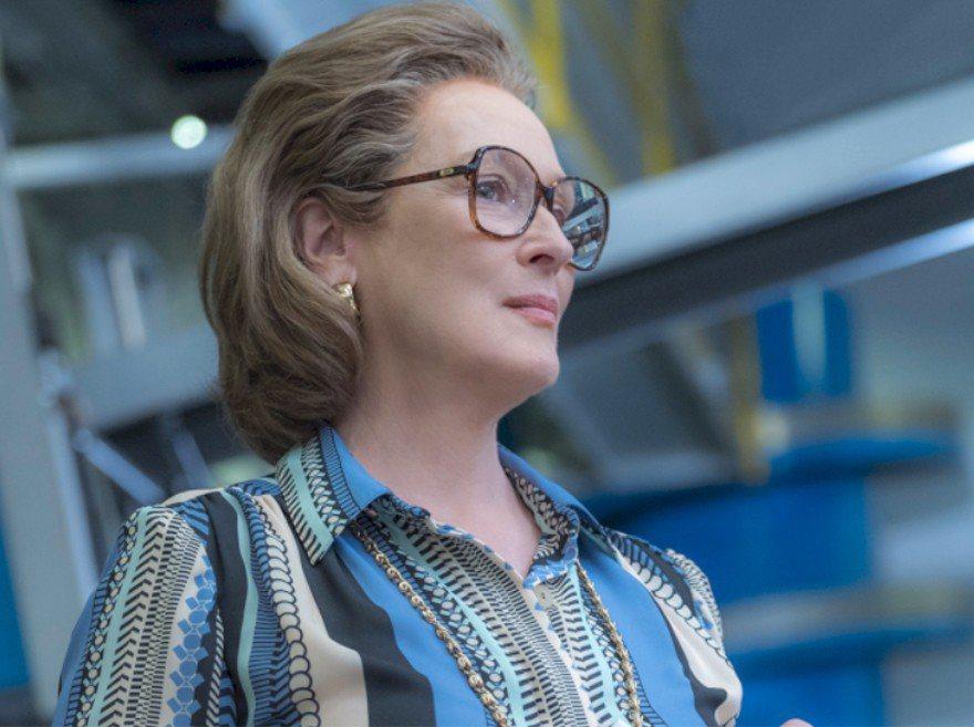 梅莉史翠普第21次入圍奧斯卡。(福斯公司圖片)