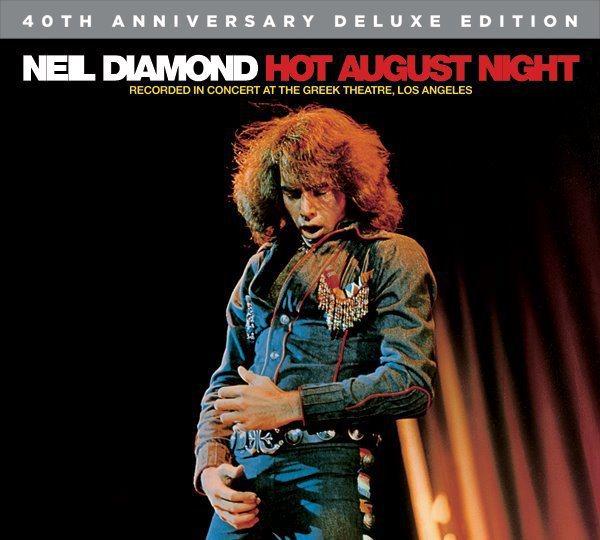 創作型歌手尼爾戴蒙(Neil Diamond)確診罹患帕金森氏症。圖/擷自臉書
