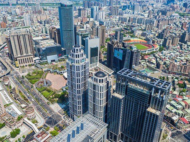 立信機構未來計畫將江翠重劃區與新板特區老舊區域,透過都市更新整合,蛻變成新興城市...