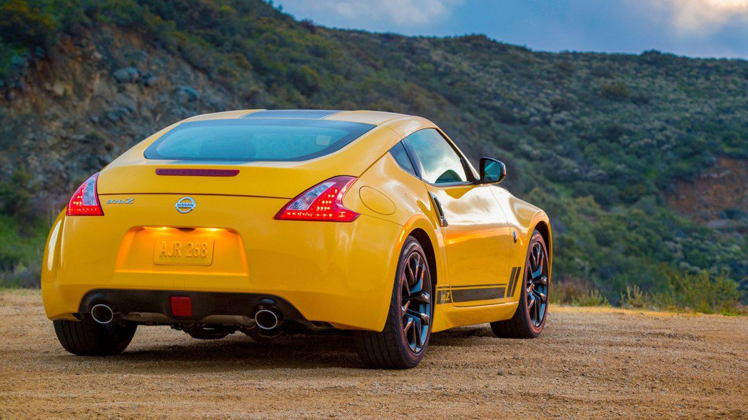 370z-heritage-edition。 摘自Nissan
