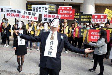 不講人權的財政部長不撤換,台灣還是法治國家嗎?