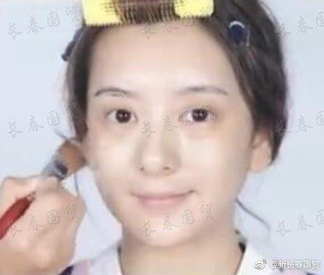 方媛。圖/摘自新長春國貿微博