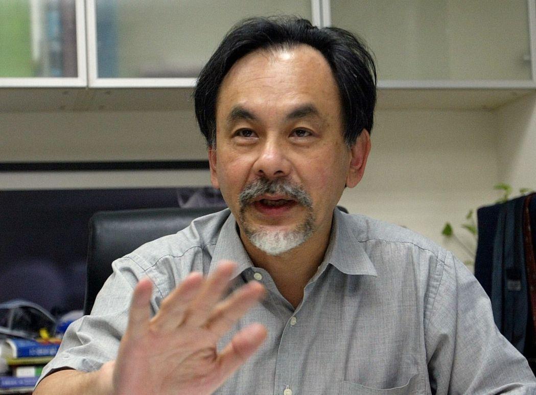 蔡英文要柯文哲確認台灣價值 林濁水:蔡不妨說說她的