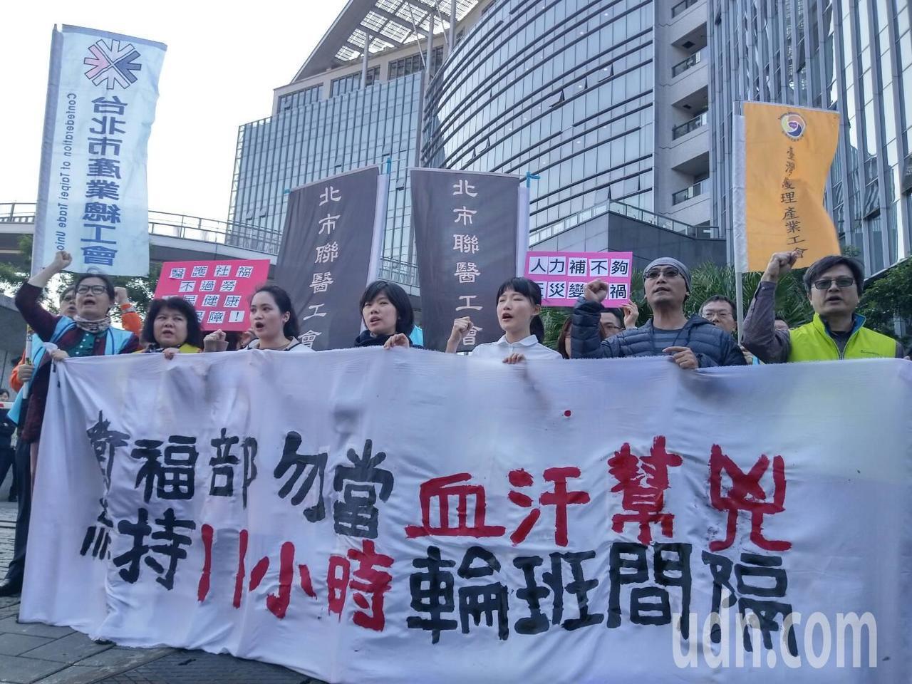 勞資權力不對等,籌組工會則有望為基本的勞動權益把關。記者羅真/攝影