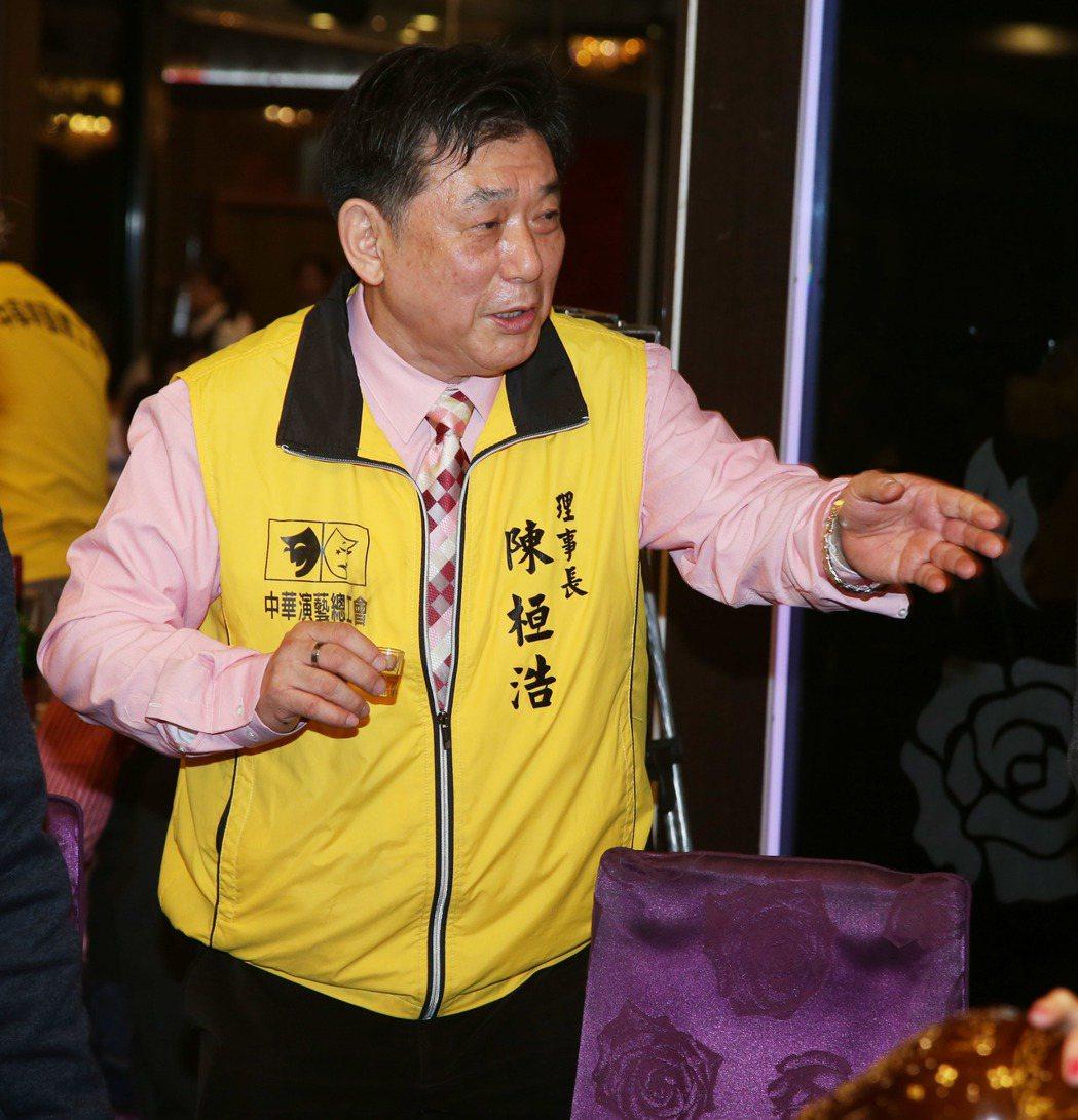 康凱繼日前護航陳喬恩酒駕事件,再轟警不該爆料給媒體。記者陳瑞源/攝影
