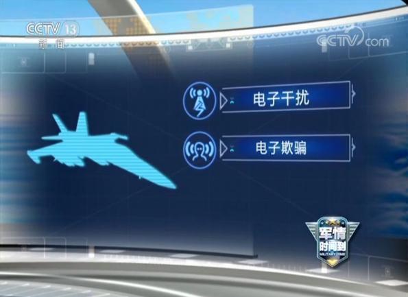 央視在一檔軍事節目中討論電子戰,披露共軍轟-6G轟炸機首次扮演電子戰支援者角色。...