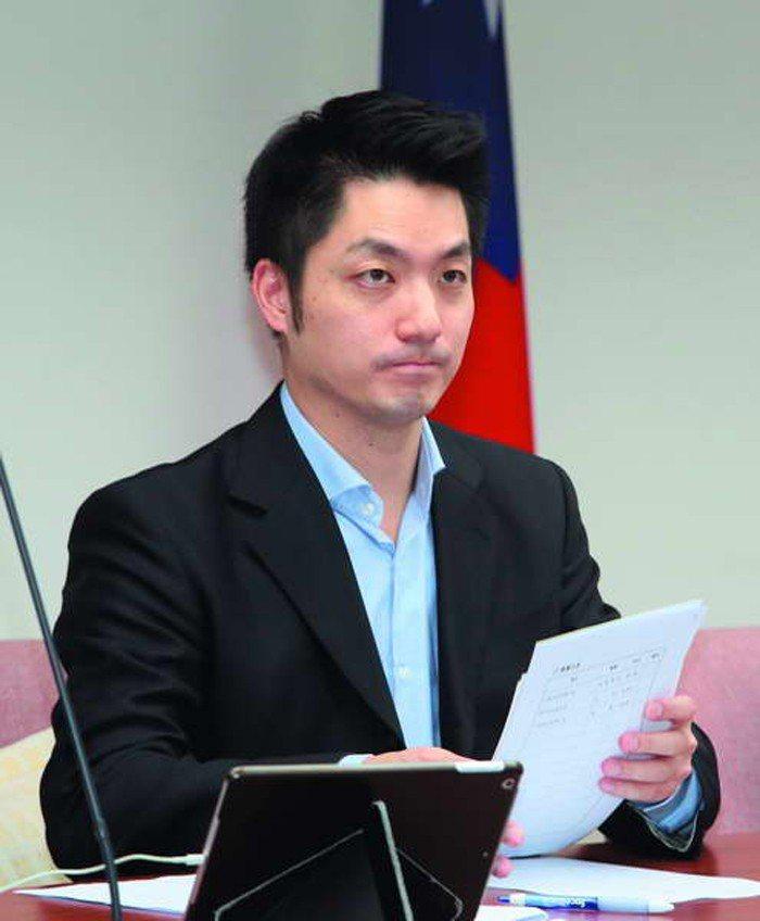 蔣萬安確定不參選年底的台北市長選舉。 攝影/柯承惠