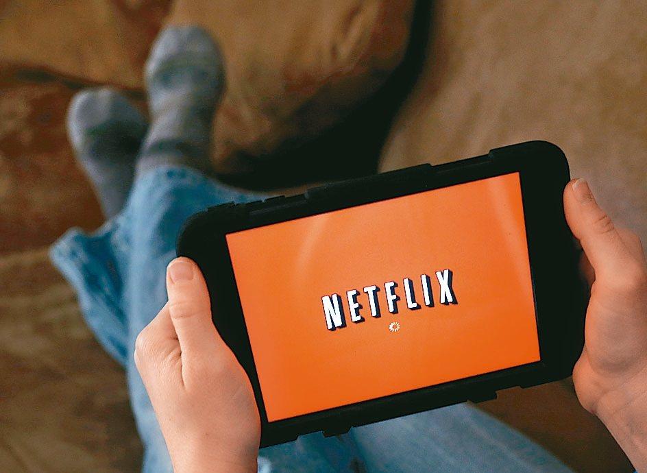 Netflix。 美聯社