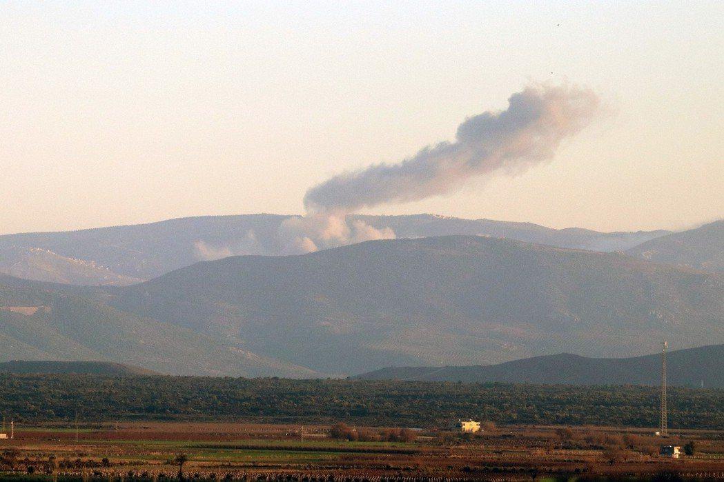土耳其持續清剿敘北 美法俄表關切
