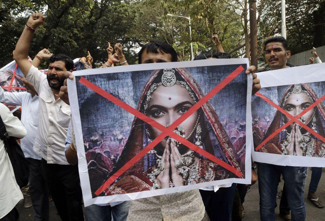 抗議寶萊塢爭議電影上映 印度4省暴動