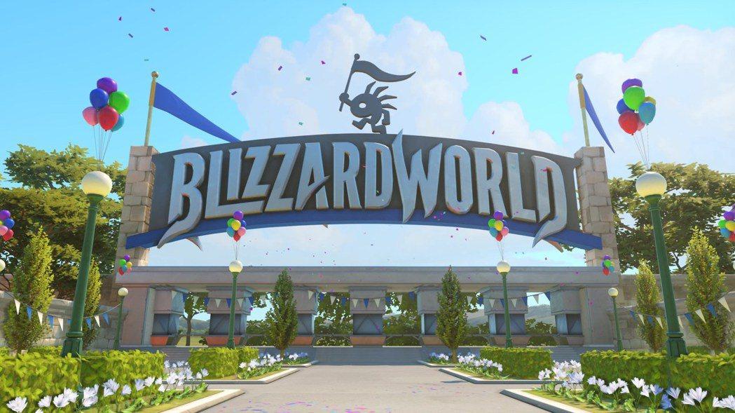 史詩級娛樂體驗! 《鬥陣特攻》全新地圖「暴雪樂園」登場