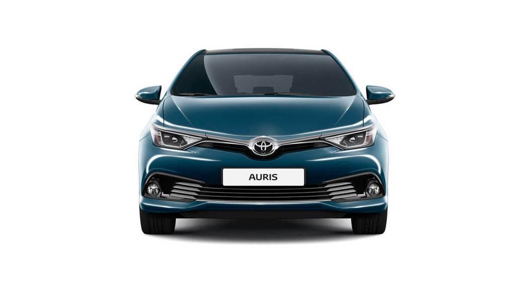 神車五門掀背版本Auris將引進台灣市場。圖為現行車型。 圖/TOYOTA提供