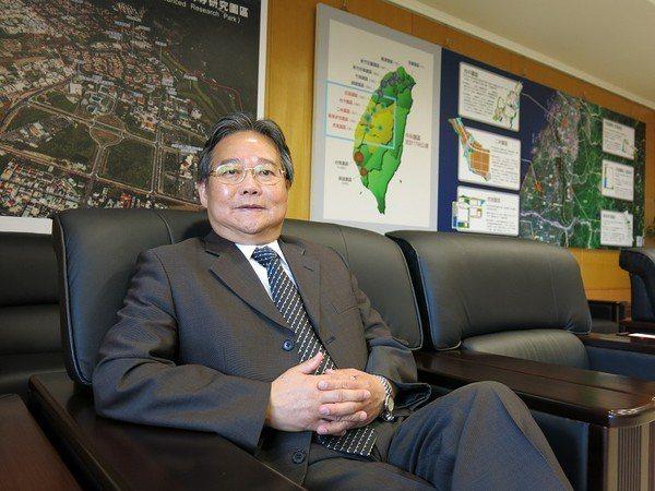 圖2 : 陳銘煌局長認為:中部地區是台灣工業製造的大本營,未來更將打造成為智慧機...
