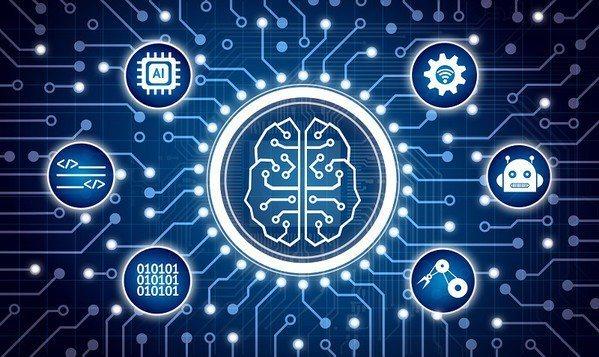 圖3 : 近年物聯網、工業4.0等概念的醞釀與開始落實,讓AI可與這些系統鏈接,...